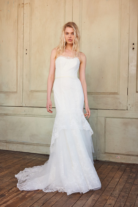 Bruna gown from the 2017 Christos collection, as seen on dressfinder.ca
