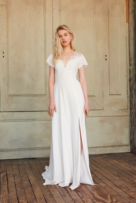 Maven Wedding                                          dress by Christos