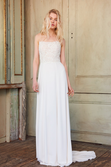 Opal Wedding                                          dress by Christos