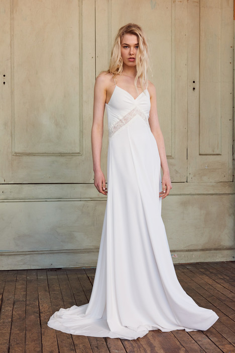 Sena Wedding                                          dress by Christos