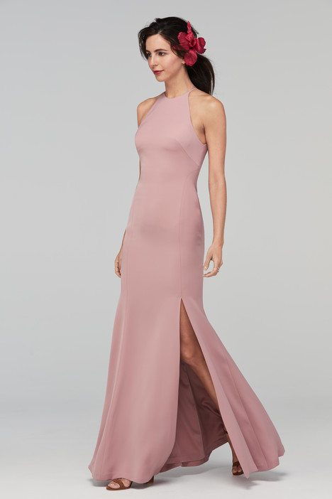 Mical (3800) gown from the 2017 Watters Bridesmaids collection, as seen on dressfinder.ca