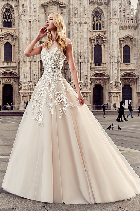 MD234 Wedding                                          dress by Eddy K Milano