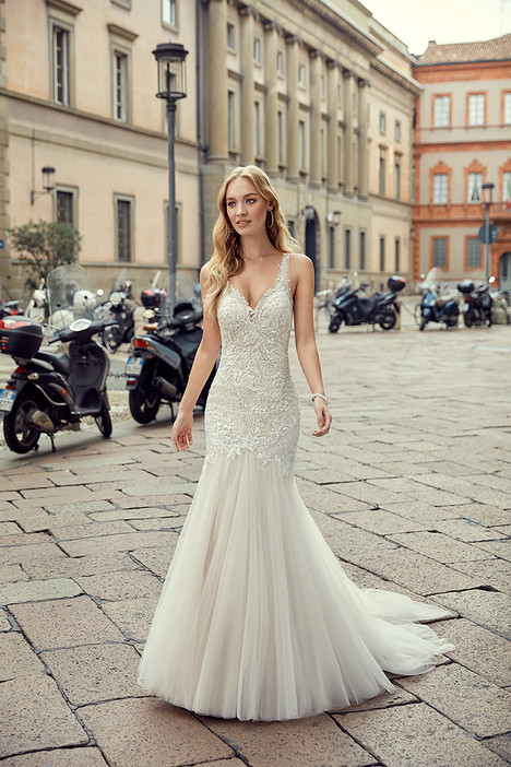MD235 Wedding                                          dress by Eddy K : Milano