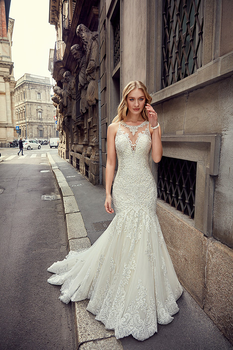 MD236 Wedding                                          dress by Eddy K : Milano