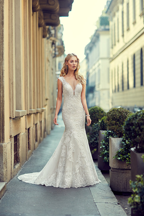 MD244 Wedding                                          dress by Eddy K : Milano