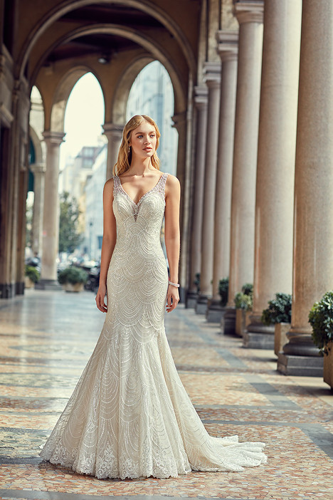 MD245 Wedding                                          dress by Eddy K : Milano