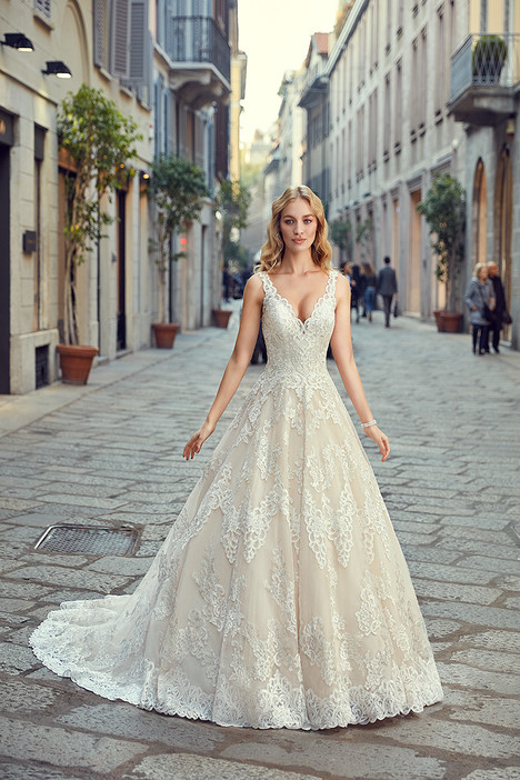 MD246 Wedding                                          dress by Eddy K : Milano