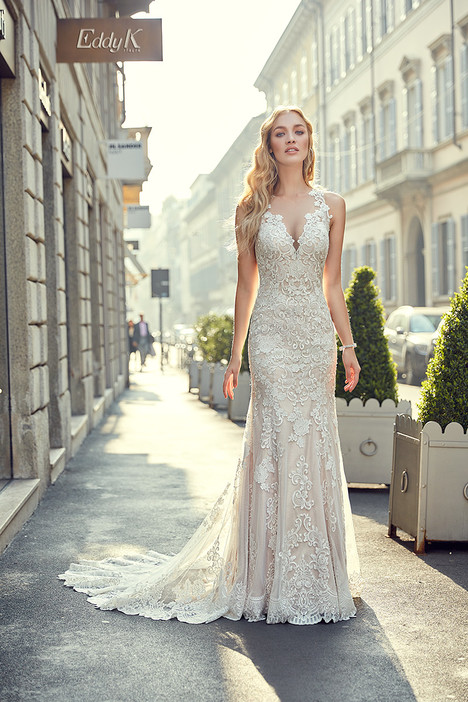 MD247 Wedding                                          dress by Eddy K : Milano
