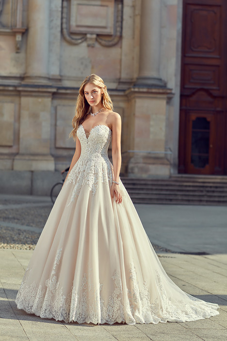 MD256 Wedding                                          dress by Eddy K : Milano