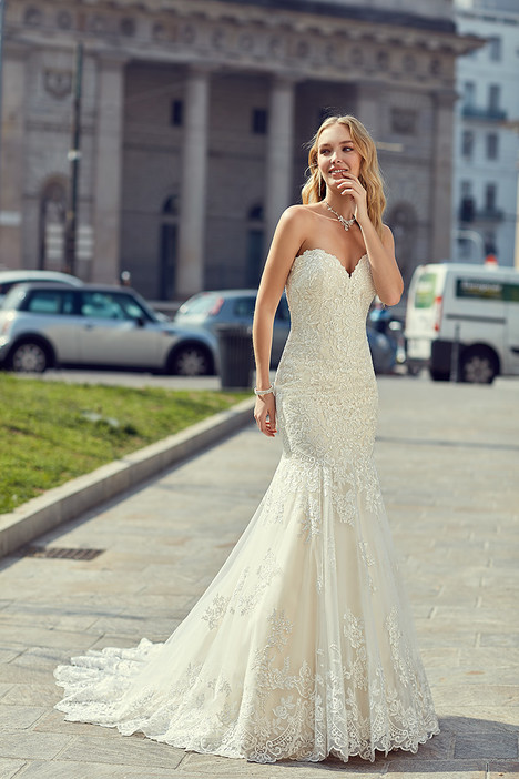 MD257 Wedding                                          dress by Eddy K : Milano