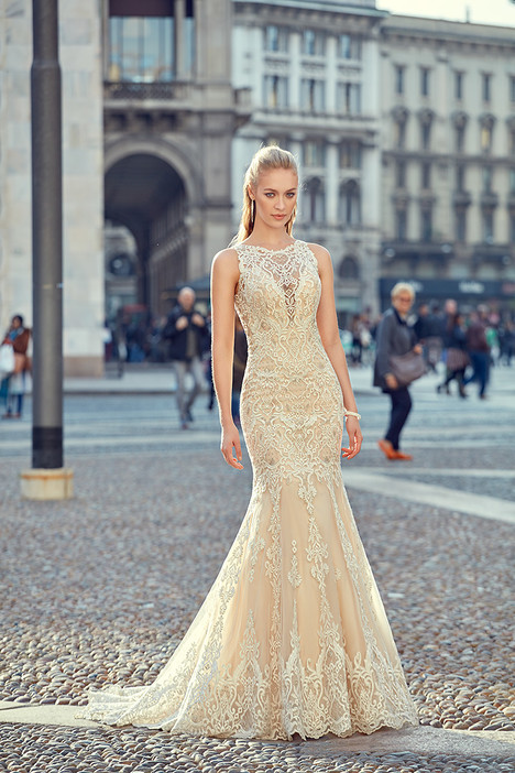 MD261 Wedding                                          dress by Eddy K : Milano