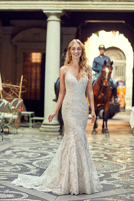 MD265 Wedding                                          dress by Eddy K : Milano