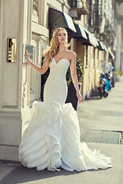 MD266 Wedding                                          dress by Eddy K : Milano