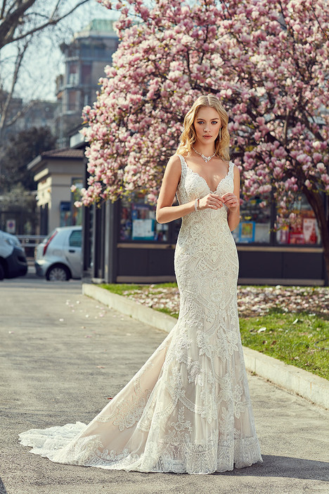 MD267 Wedding                                          dress by Eddy K : Milano