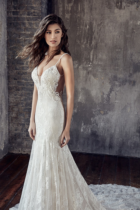 CT188 Wedding                                          dress by Eddy K Couture