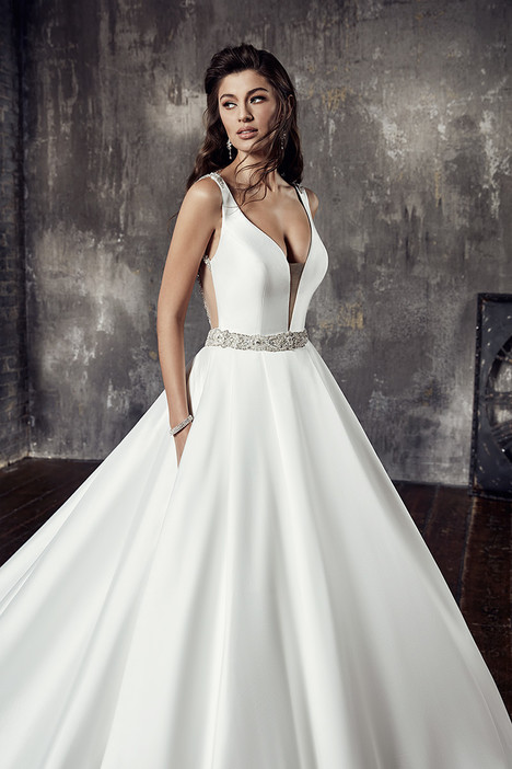 CT189 Wedding                                          dress by Eddy K : Couture