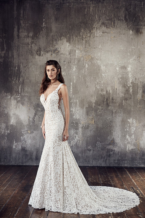 CT190 Wedding                                          dress by Eddy K : Couture