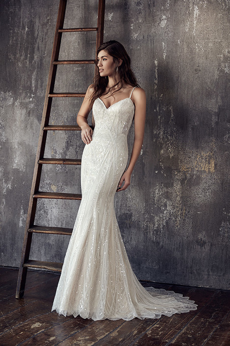 CT195 Wedding                                          dress by Eddy K Couture