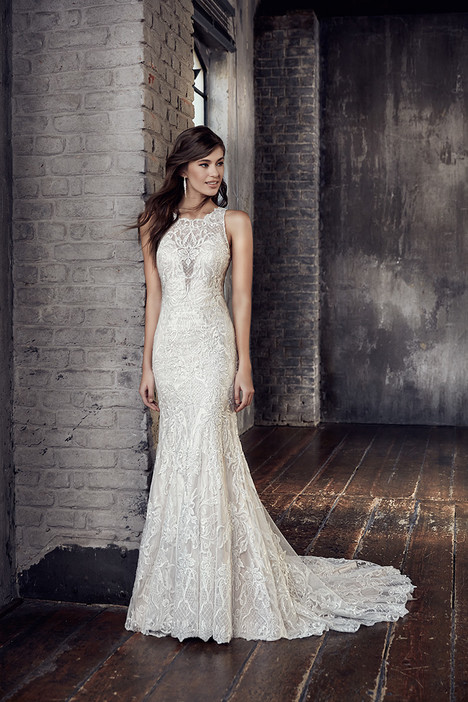 CT206 Wedding dress by Eddy K Couture