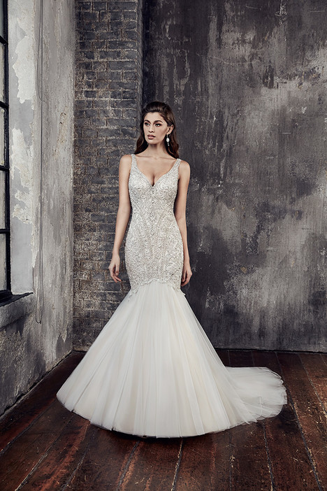 CT208 Wedding                                          dress by Eddy K : Couture