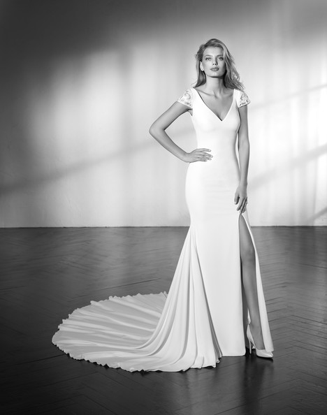 Zafa Wedding                                          dress by Studio St. Patrick