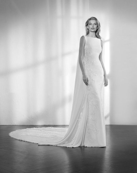 Zaida Wedding                                          dress by Studio St. Patrick