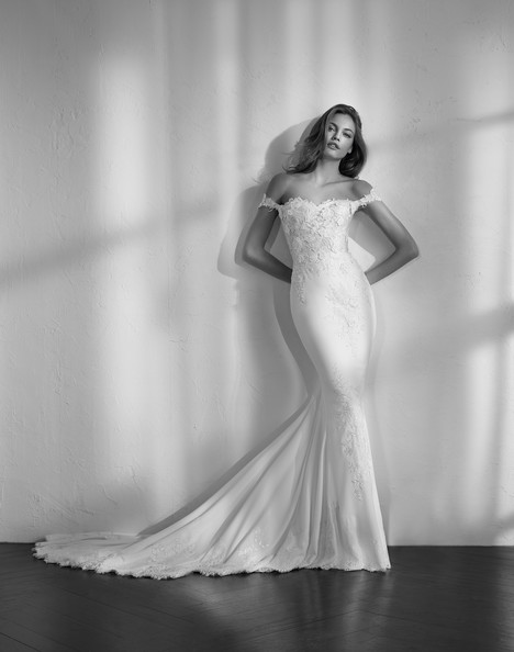 Zali Wedding                                          dress by Studio St. Patrick