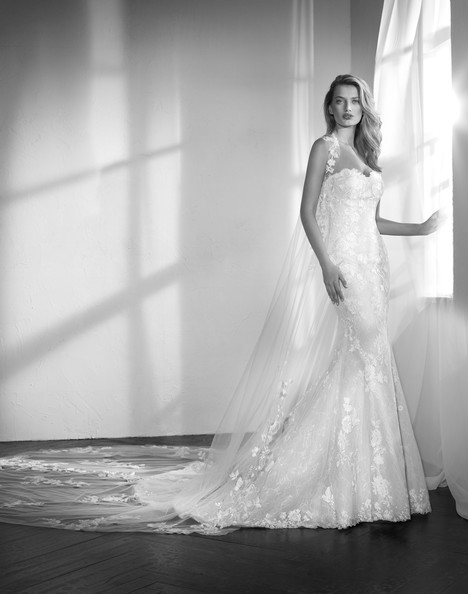 Zaneta Wedding                                          dress by Studio St. Patrick
