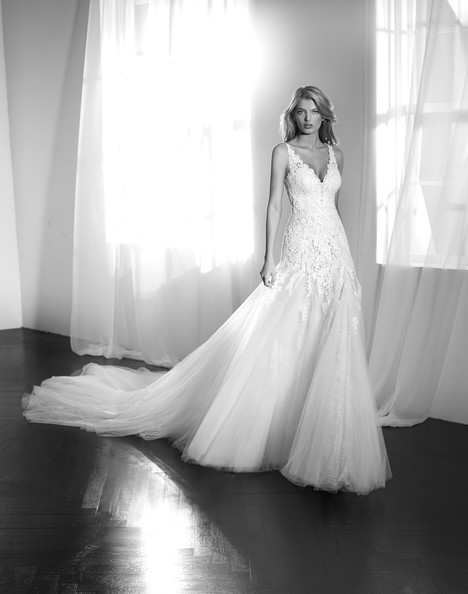 Zaora Wedding                                          dress by Studio St. Patrick