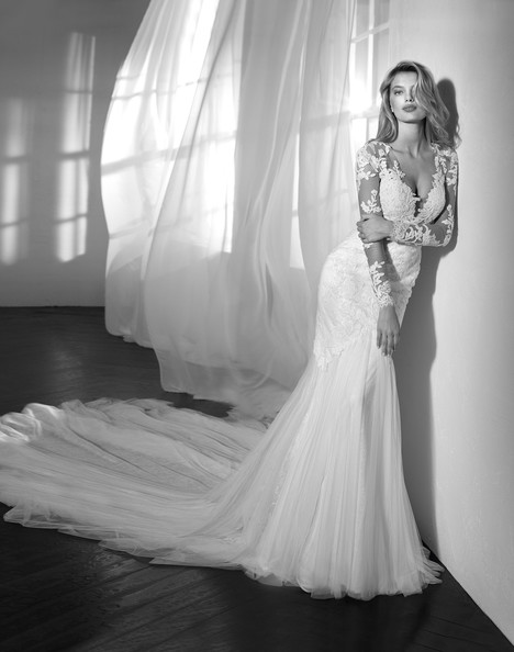 Zar Wedding                                          dress by Studio St. Patrick