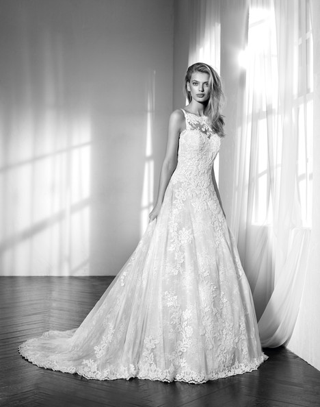 Zaria Wedding                                          dress by Studio St. Patrick