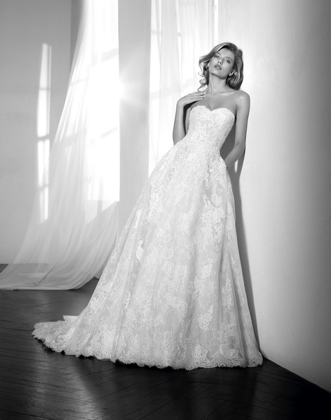 Zatiral Wedding                                          dress by Studio St. Patrick