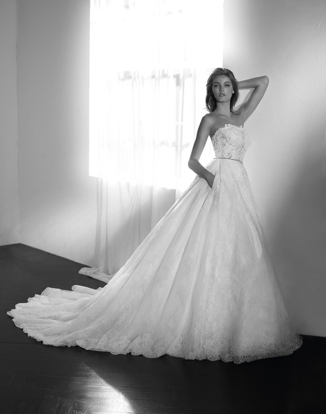 Zean Wedding                                          dress by Studio St. Patrick