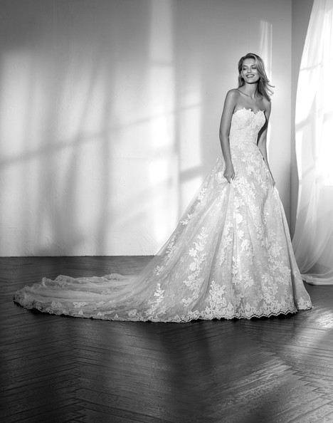 Zelanka Wedding                                          dress by Studio St. Patrick