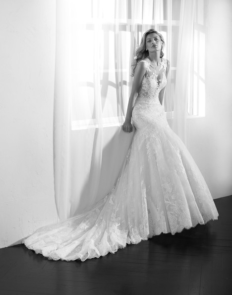Zelar Wedding                                          dress by Studio St. Patrick