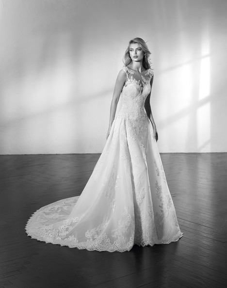 Zenae Wedding                                          dress by Studio St. Patrick