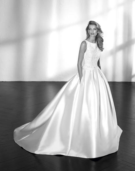Zendas Wedding                                          dress by Studio St. Patrick