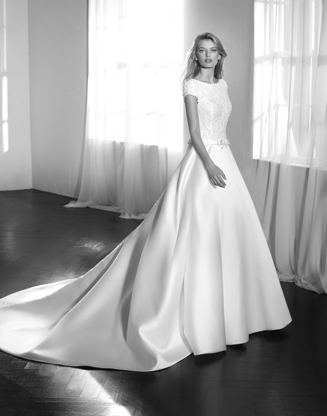 Zeneka Wedding                                          dress by Studio St. Patrick