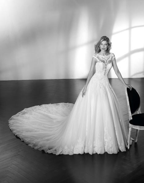 Zeus Wedding                                          dress by Studio St. Patrick