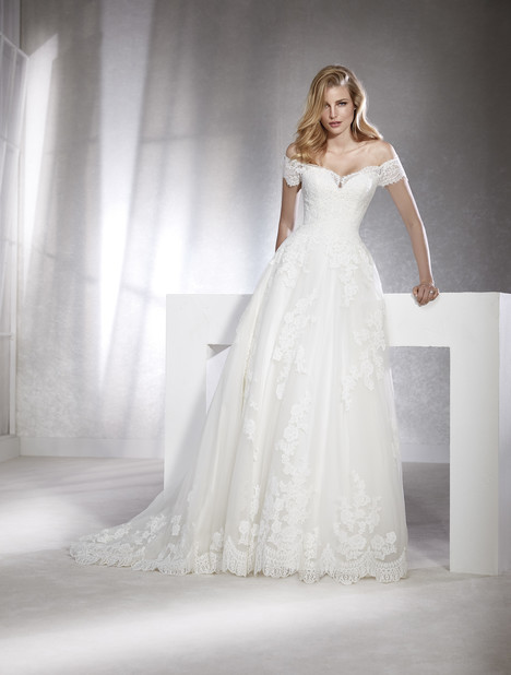 Fabiana Wedding                                          dress by White One
