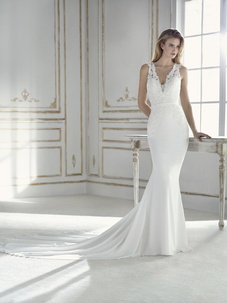 Paden Wedding                                          dress by La Sposa