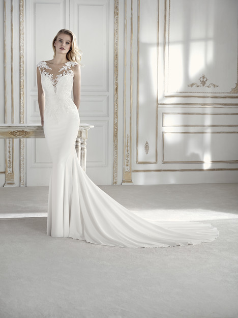 Paget Wedding                                          dress by La Sposa