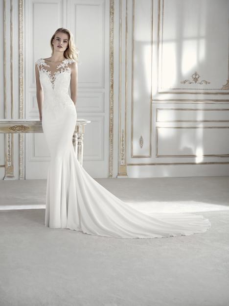 Paget Wedding                                          dress by La Sposa