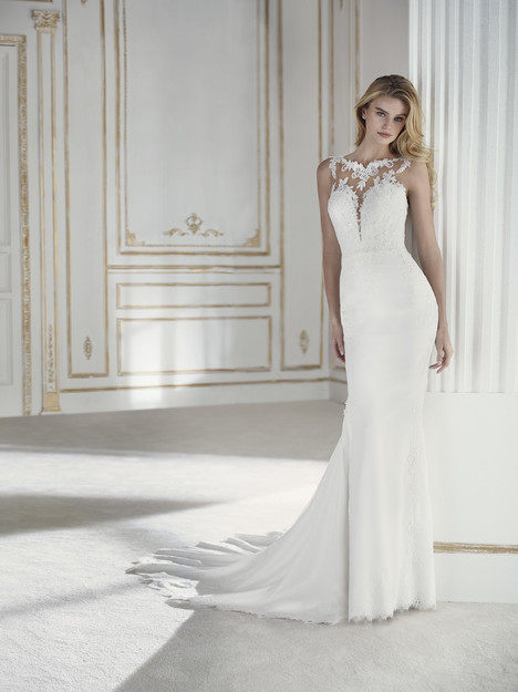 Paladia Wedding                                          dress by La Sposa