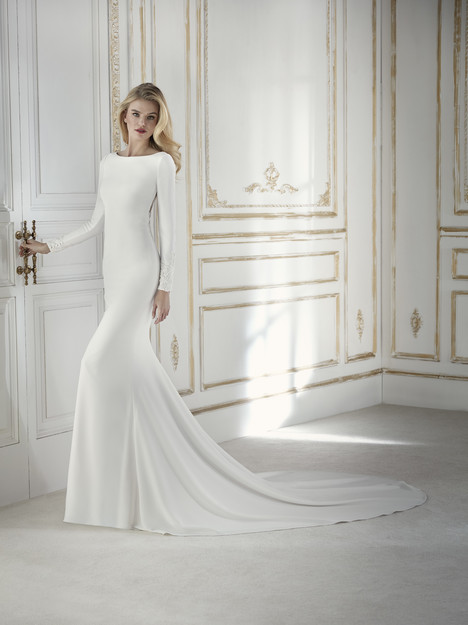 Paladium Wedding                                          dress by La Sposa
