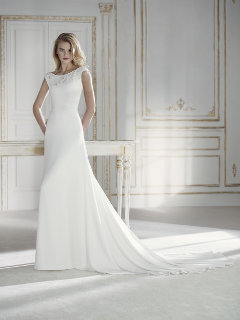 Palamos Wedding                                          dress by La Sposa