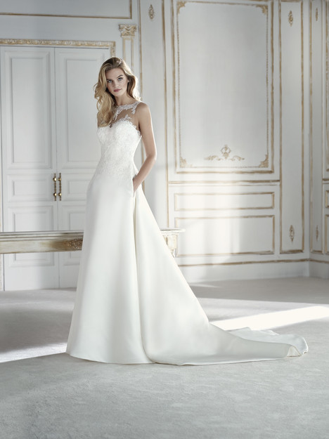 Palaos Wedding                                          dress by La Sposa