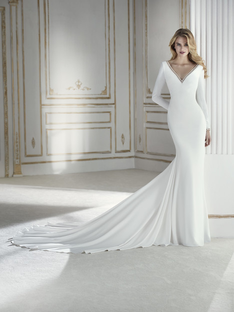 Palas Wedding                                          dress by La Sposa