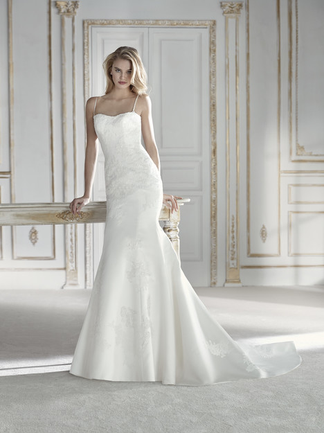 Palba Wedding                                          dress by La Sposa