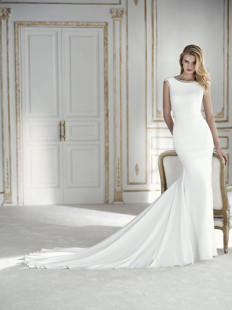 Palco Wedding                                          dress by La Sposa